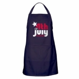 <h5>4th of July Apron</h5><p>4th of July Apron</p>