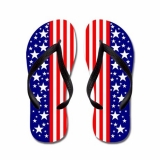 <h5>4th of July Flip Flops</h5><p>4th of July Flip Flops</p>