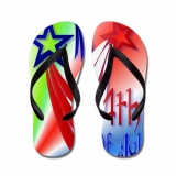 <h5>Cool 4th of July Flip Flops</h5><p>Cool 4th of July Flip Flops</p>
