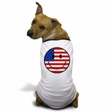 <h5>Patriotic Smiley Face Dog T Shirt</h5><p>Patriotic Smiley Face Dog T Shirt</p>