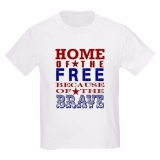 <h5>Home Of Free Kids T Shirt</h5><p>Home Of Free Kids T Shirt</p>