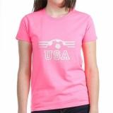 <h5>USA Soccer Pink Shirt</h5><p>USA Soccer Pink Shirt</p>