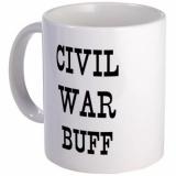 <h5>Civil War Buff Coffee Mug</h5><p>Civil War Buff Coffee Mug</p>