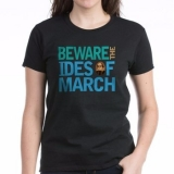 <h5>Beware The Ides Of March Tee</h5><p>Beware The Ides Of March Tee</p>