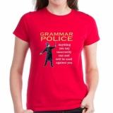 <h5>Grammar Police T Shirt</h5><p>Grammar Police T Shirt</p>