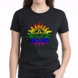 <h5>Supernatural Spread Love Tee</h5><p>Supernatural Spread Love Tee</p>
