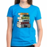 <h5>I Like Big Books And I Cannot Lie Tee</h5><p>I Like Big Books And I Cannot Lie Tee</p>
