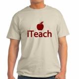 <h5>iTeach Apple Men&#039;s T Shirt</h5><p>iTeach Apple Men&#039;s T Shirt</p>