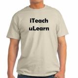 <h5>iTeach uLearn Men&#039;s T Shirt</h5><p>iTeach uLearn Men&#039;s T Shirt</p>