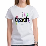 <h5>iTeach T Colorful Tee</h5><p>iTeach T Colorful Tee</p>