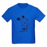 <h5>Dancing Snoopy Kids Tee</h5><p>Dancing Snoopy Kids Tee</p>