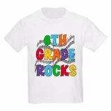 <h5>6th Grade Rocks Colorful Kids T Shirt</h5><p>6th Grade Rocks Colorful T Shirt</p>