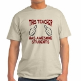<h5>This Teacher Has Awesome Students Tee</h5><p>This Teacher Has Awesome Students Tee</p>