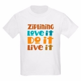 <h5>Ziplinning Kids Tee</h5><p>Ziplinning Kids Tee</p>