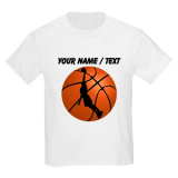 <h5>Custom Basketball Kids Tee</h5><p>Custom Basketball Kids Tee</p>