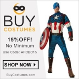 <h5>Buy Costumes 15% Off</h5><p>Buy Costumes 15% Off</p>