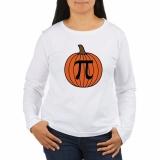 <h5>Pumpkin Pi Long Sleeve T Shirt</h5><p>Pumpkin Pi Long Sleeve T Shirt</p>