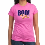 <h5>Boo Y&#039;All Pink Tee</h5><p>Boo Y&#039;All Pink Tee</p>