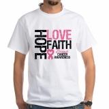 <h5>Hope Love Faith T Shirt</h5><p>Hope Love Faith T Shirt</p>