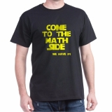 <h5>Come To The Mathe Side T Shirt</h5><p>Come To The Mathe Side T Shirt</p>